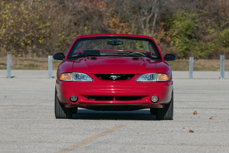 1997 ford mustang cobra fast lane classic cars. Black Bedroom Furniture Sets. Home Design Ideas