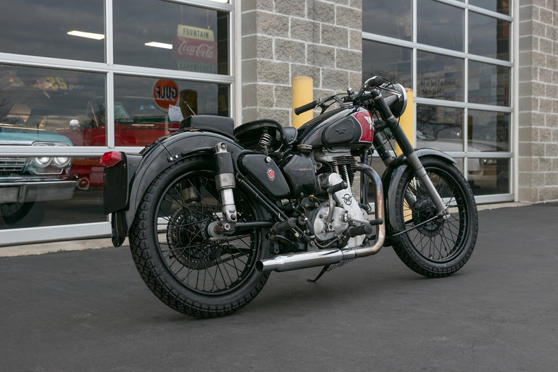 1951 Matchless G80
