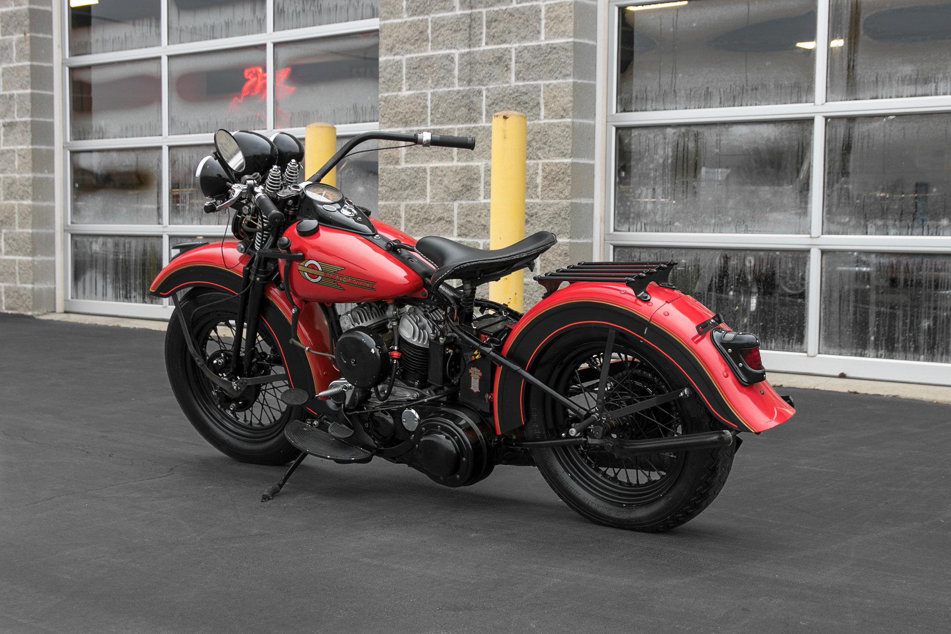 1941 Harley-Davidson WLA for sale #74671 | MCG