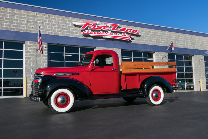1947 GMC 1/2 Ton Pickup