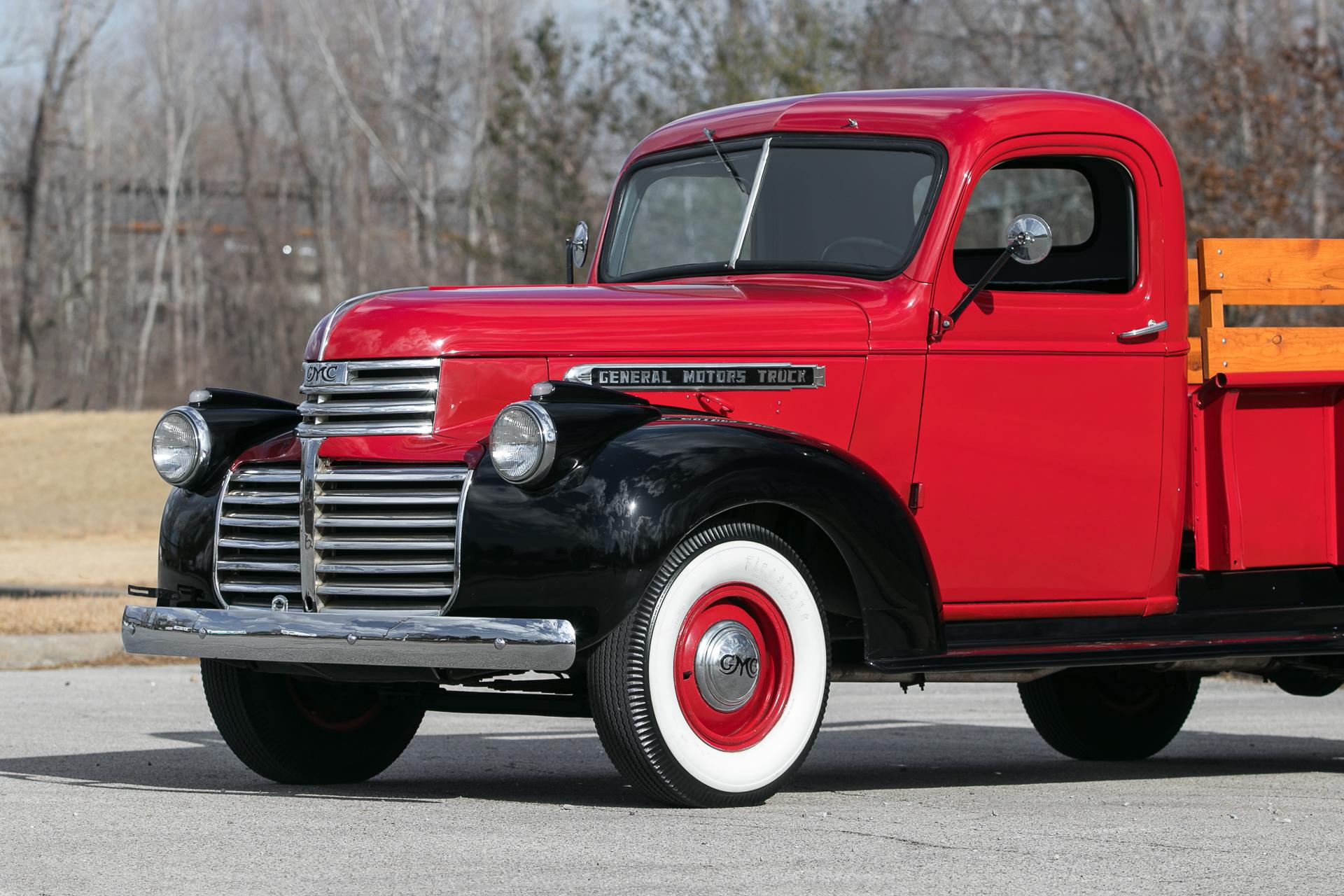 1947 GMC 1/2 Ton Pickup | Fast Lane Classic Cars