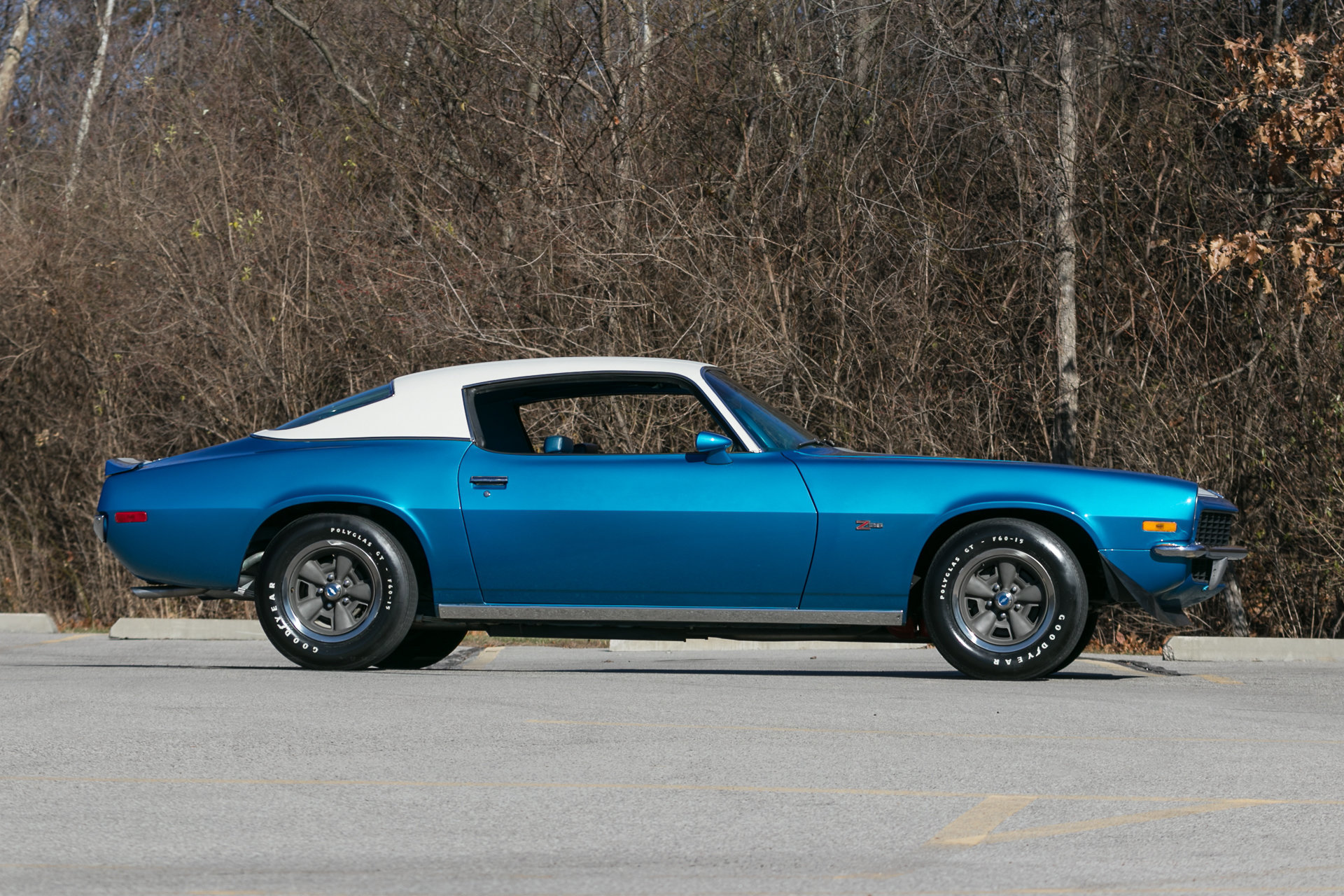 1970 chevrolet camaro z28 for sale 75522 mcg. Black Bedroom Furniture Sets. Home Design Ideas