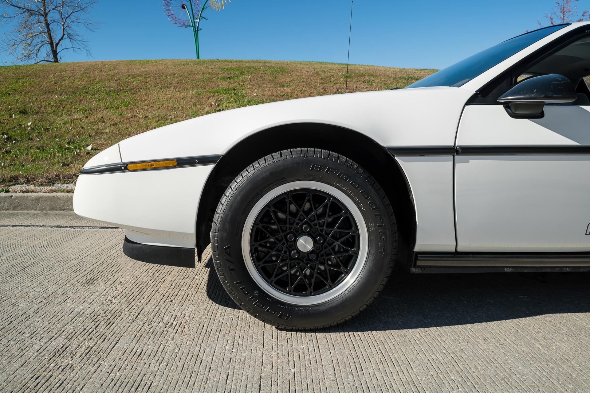 1988 Pontiac Fiero Fast Lane Classic Cars Drivetrain