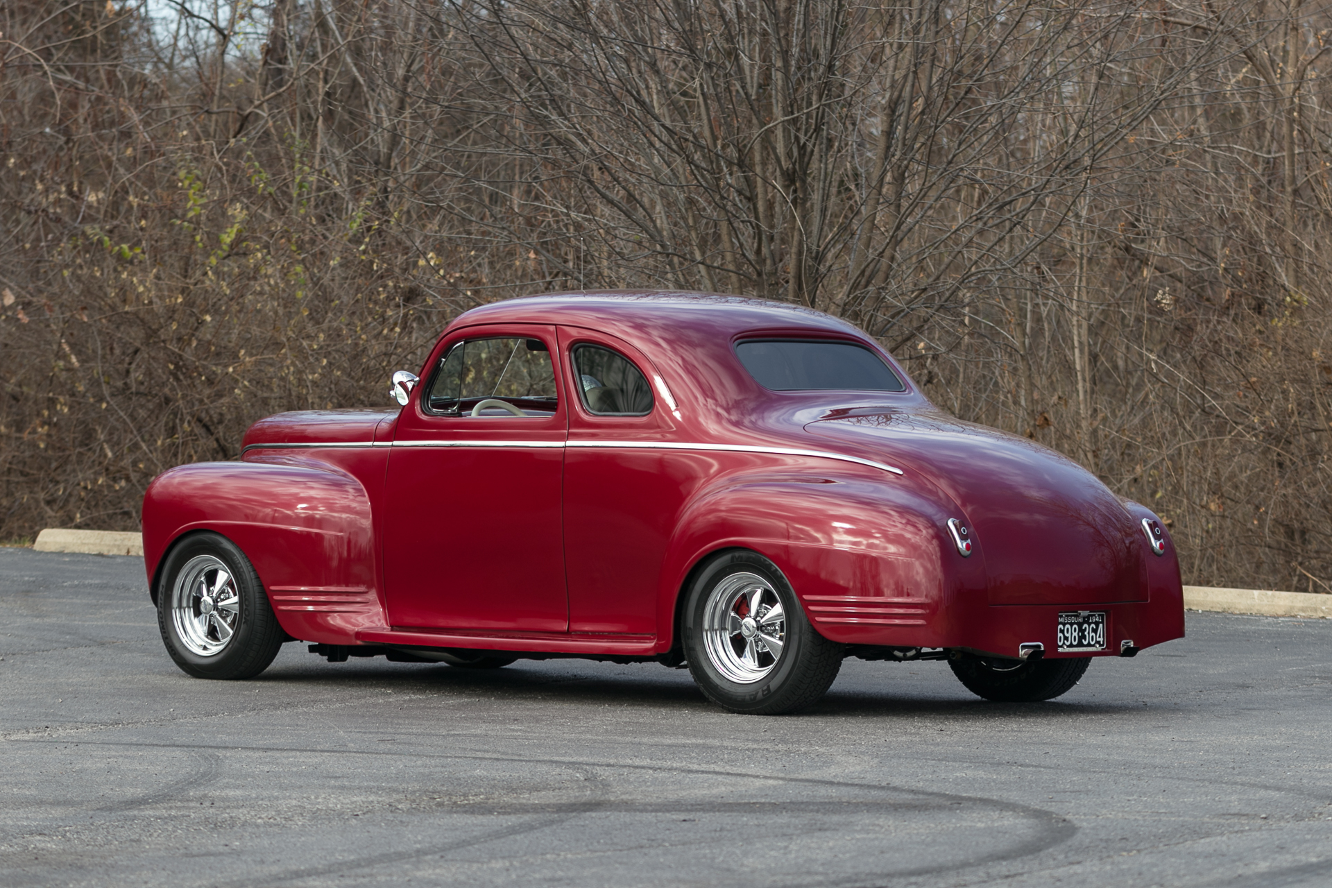 1941 Plymouth Special Deluxe Fast Lane Classic Cars 4 Door Sedan