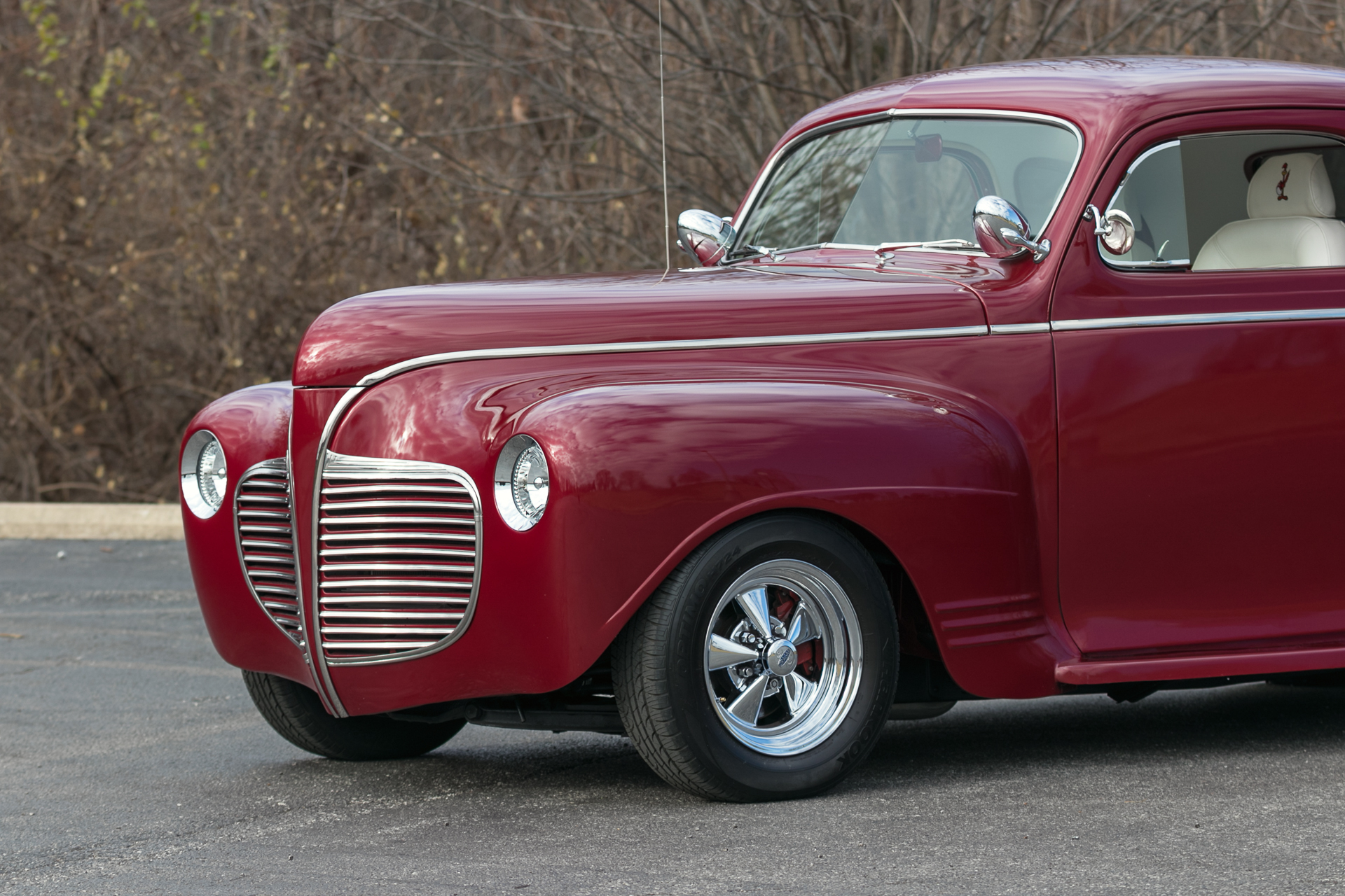 1941 Plymouth Special Deluxe Fast Lane Classic Cars 4 Door