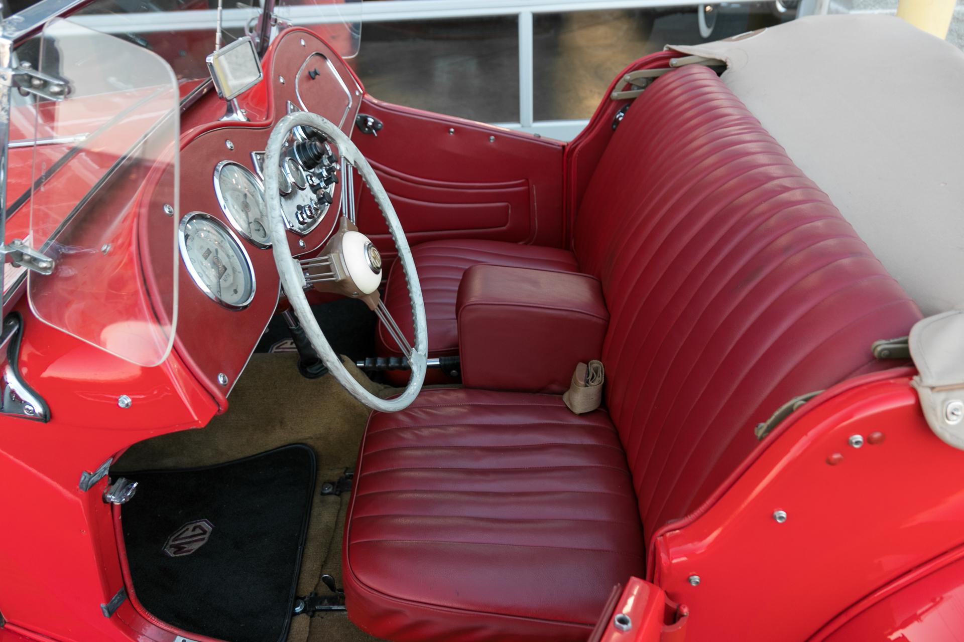 1953 MG TD | Fast Lane Classic Cars