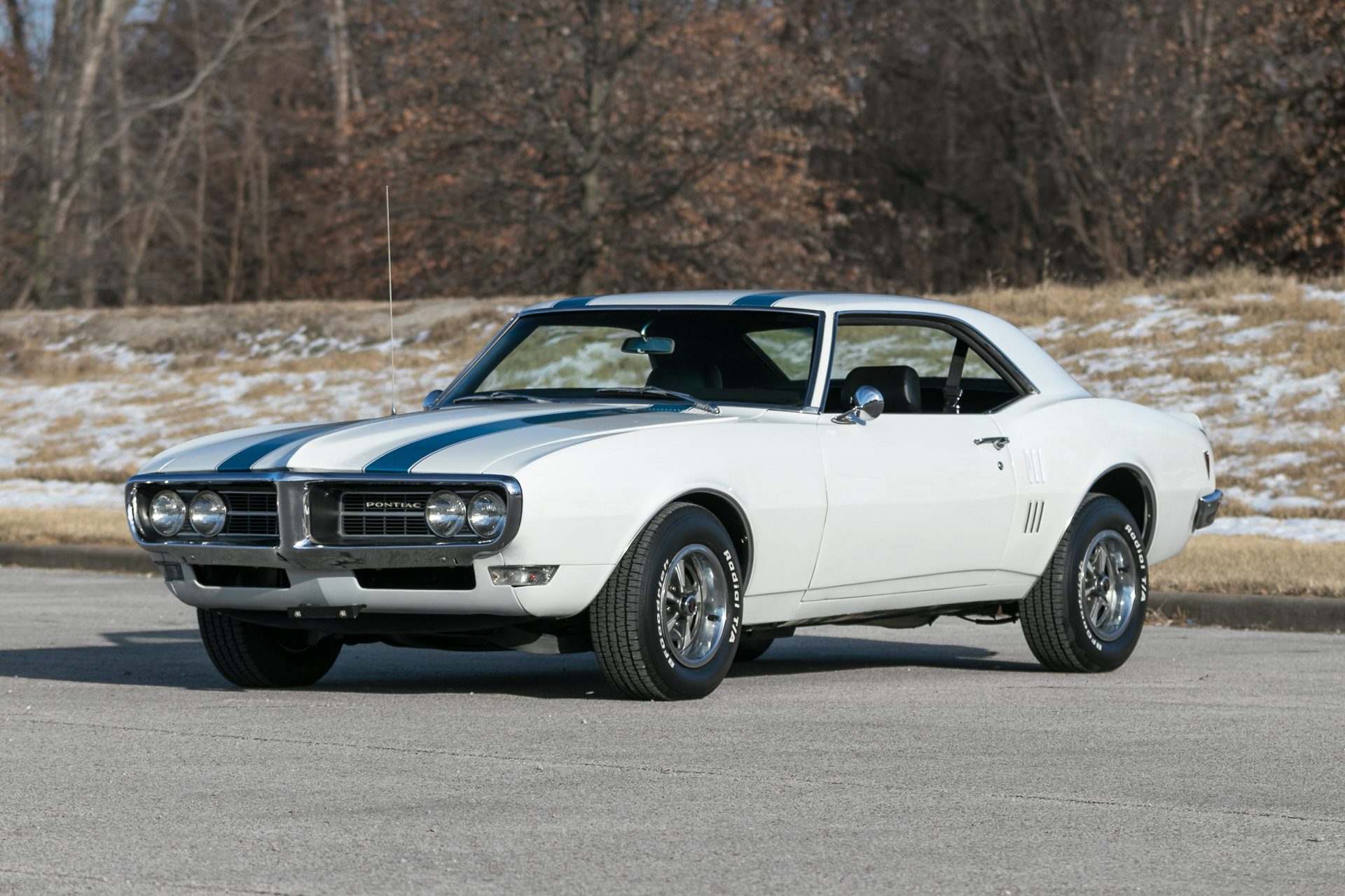 1968 pontiac firebird fast lane classic cars. Black Bedroom Furniture Sets. Home Design Ideas