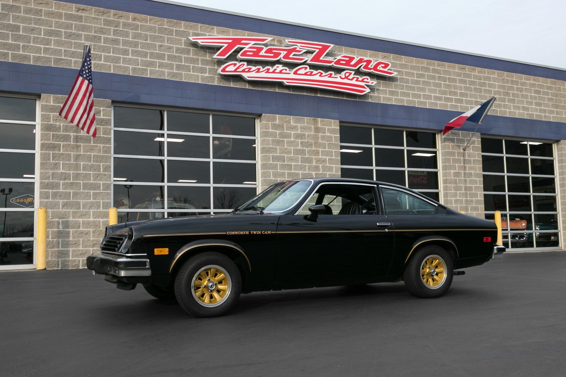 1975 Chevrolet Cosworth Vega | Fast Lane Classic Cars