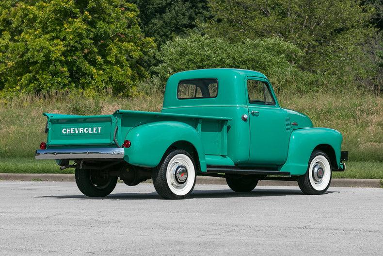 1953 Chevrolet 3600