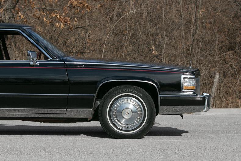 1992 Cadillac Brougham