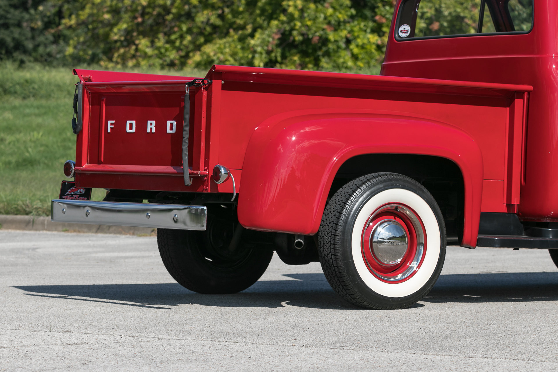1953 Ford F100 For Sale 78556 Mcg 1955 Headliner