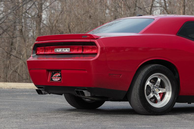 2012 Dodge Challenger SRT-8
