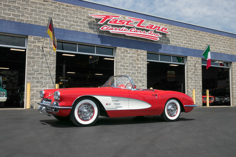 64899beade964 low res 1960 chevrolet corvette