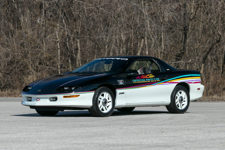 1993 Chevrolet Camaro Pace Car