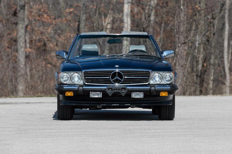 62021fbce5091 low res 1988 mercedes benz 560sl