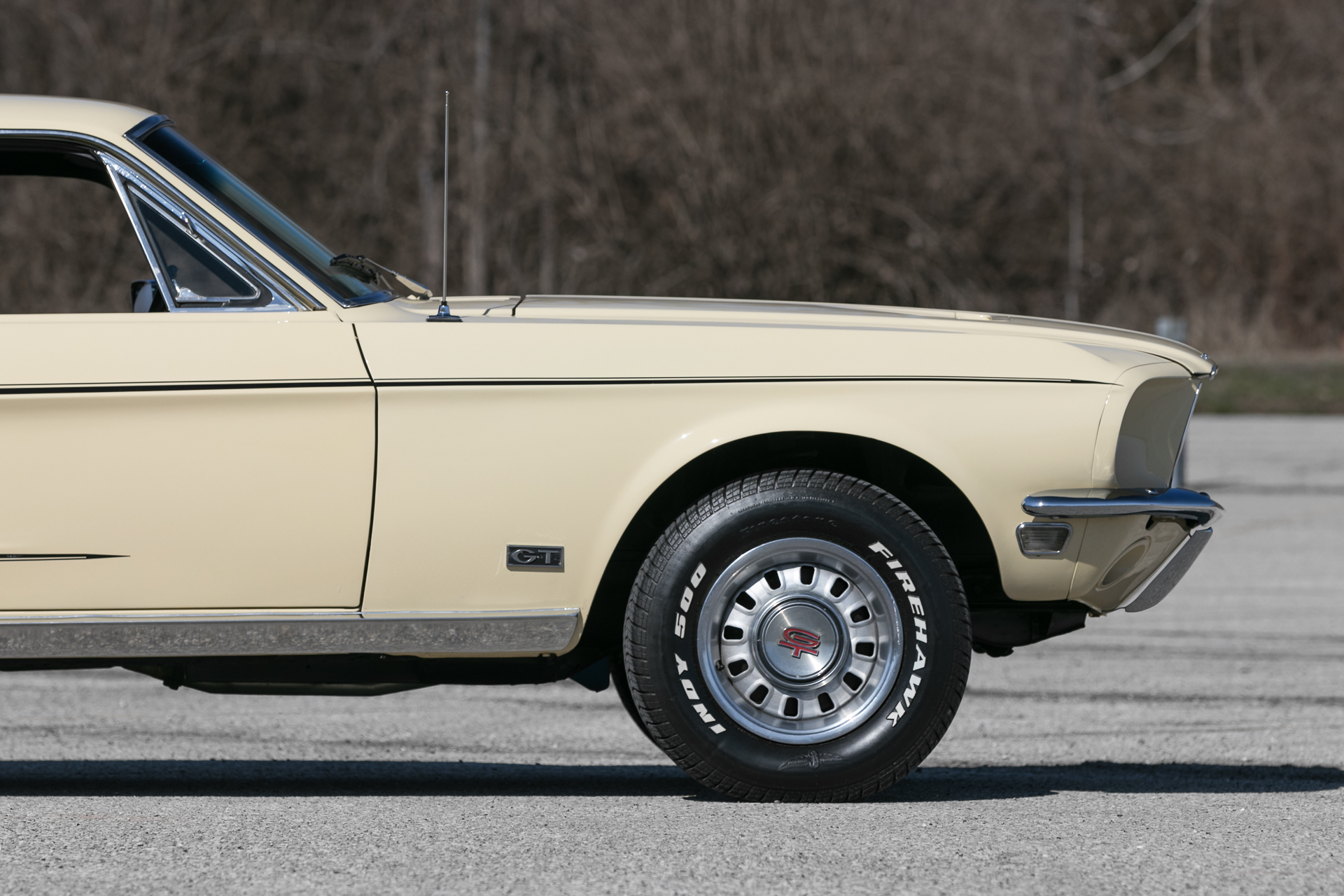 1968 Ford Mustang Gt Fast Lane Classic Cars