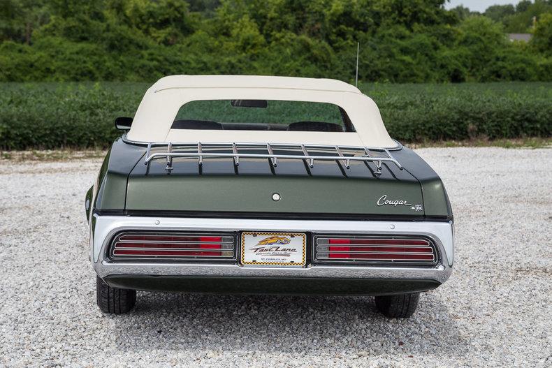 1972 Mercury Cougar