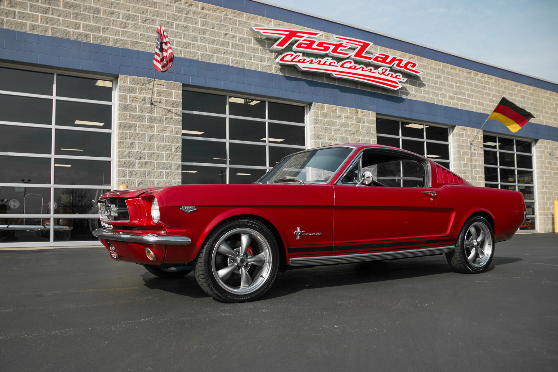 6168816269227 hd 1965 ford mustang fastback