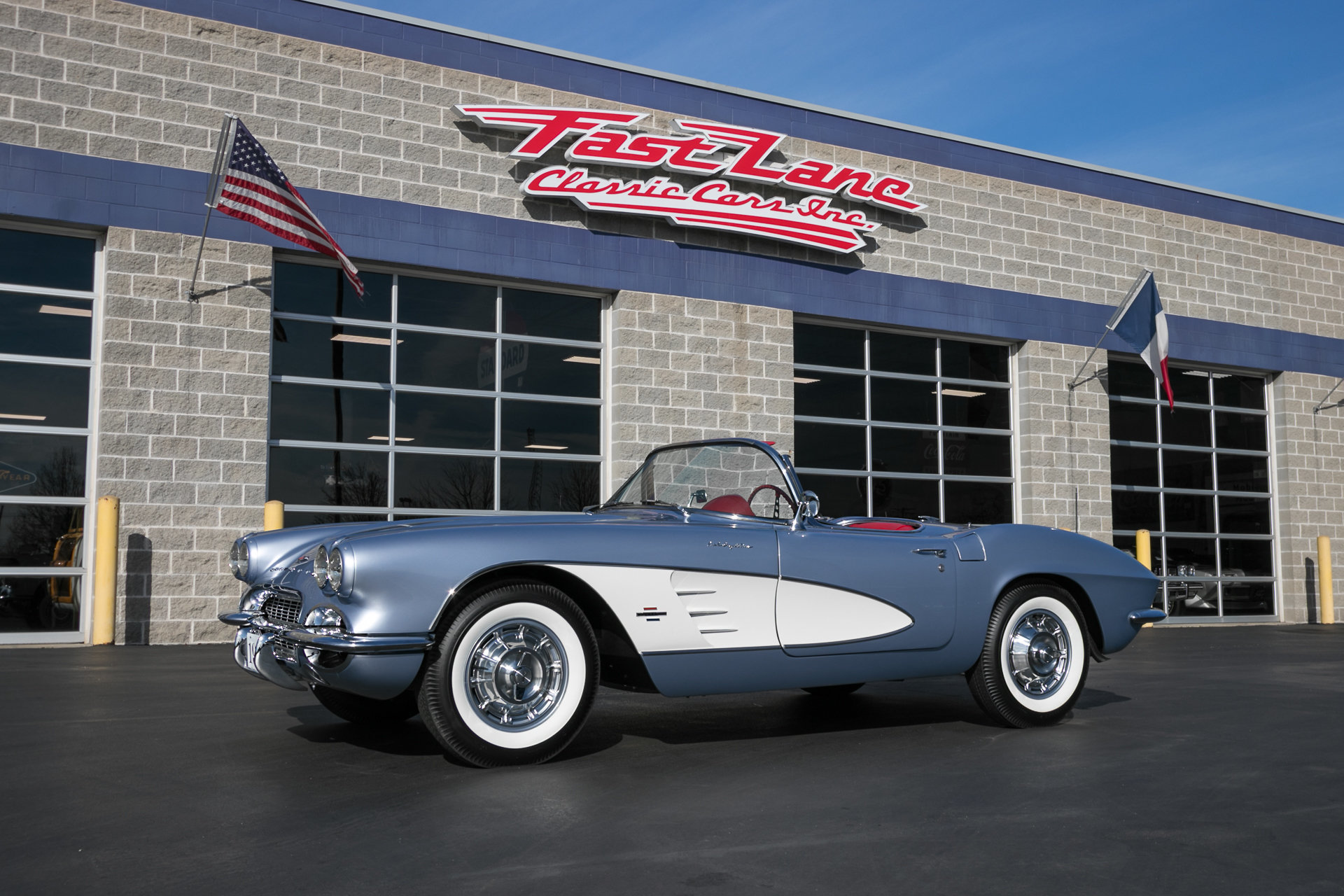 6179909b041f5 hd 1961 chevrolet corvette