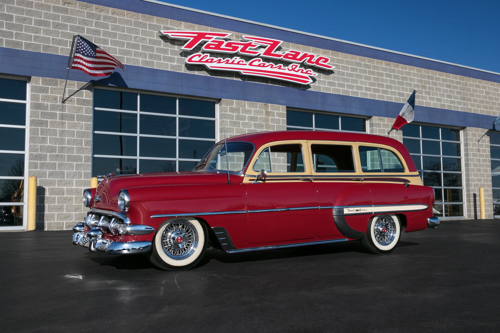 1954 Chevrolet Bel Air | Fast Lane Classic Cars