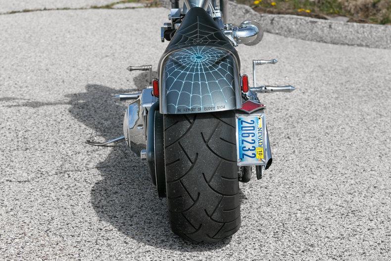 2006 Stones Chopper Softail