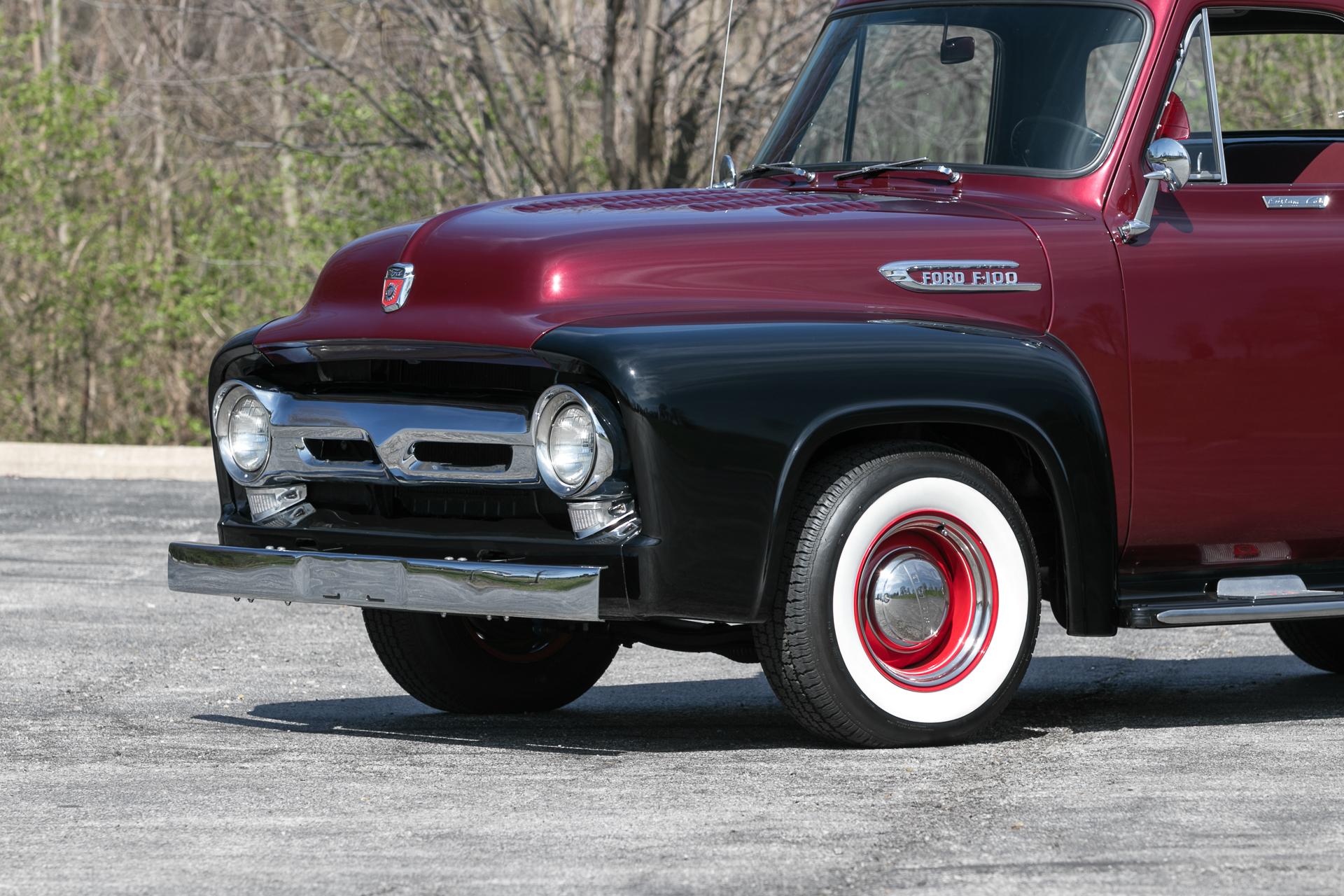 1954 Ford F100 Fast Lane Classic Cars Pick