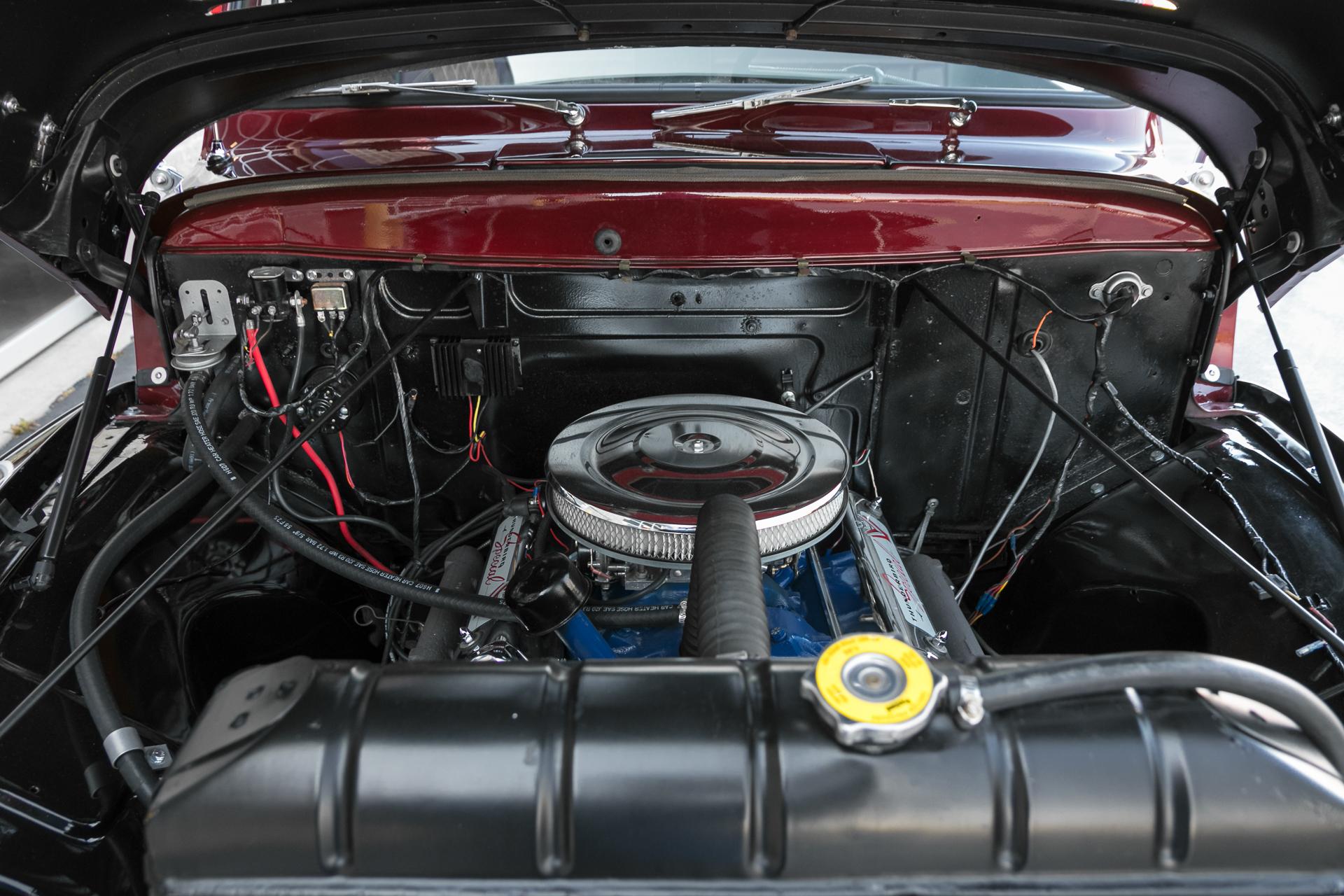 1954 Ford F100 Fast Lane Classic Cars Engine