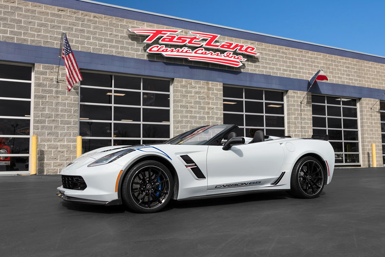2018 Chevrolet Corvette Grand Sport Carbon 65