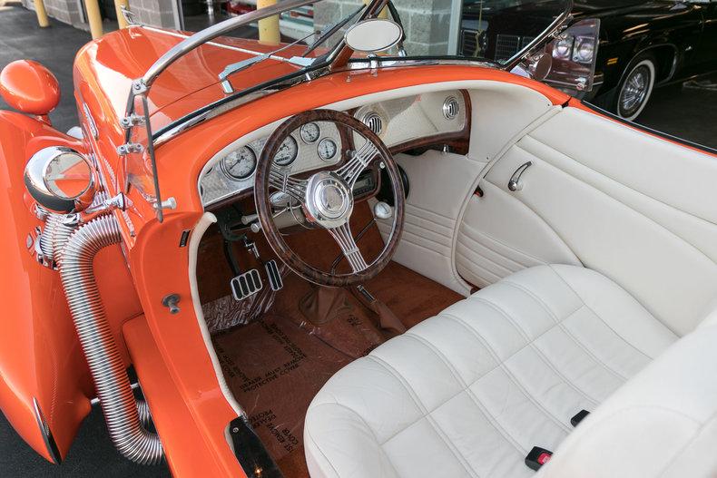 2004 Auburn Speedster