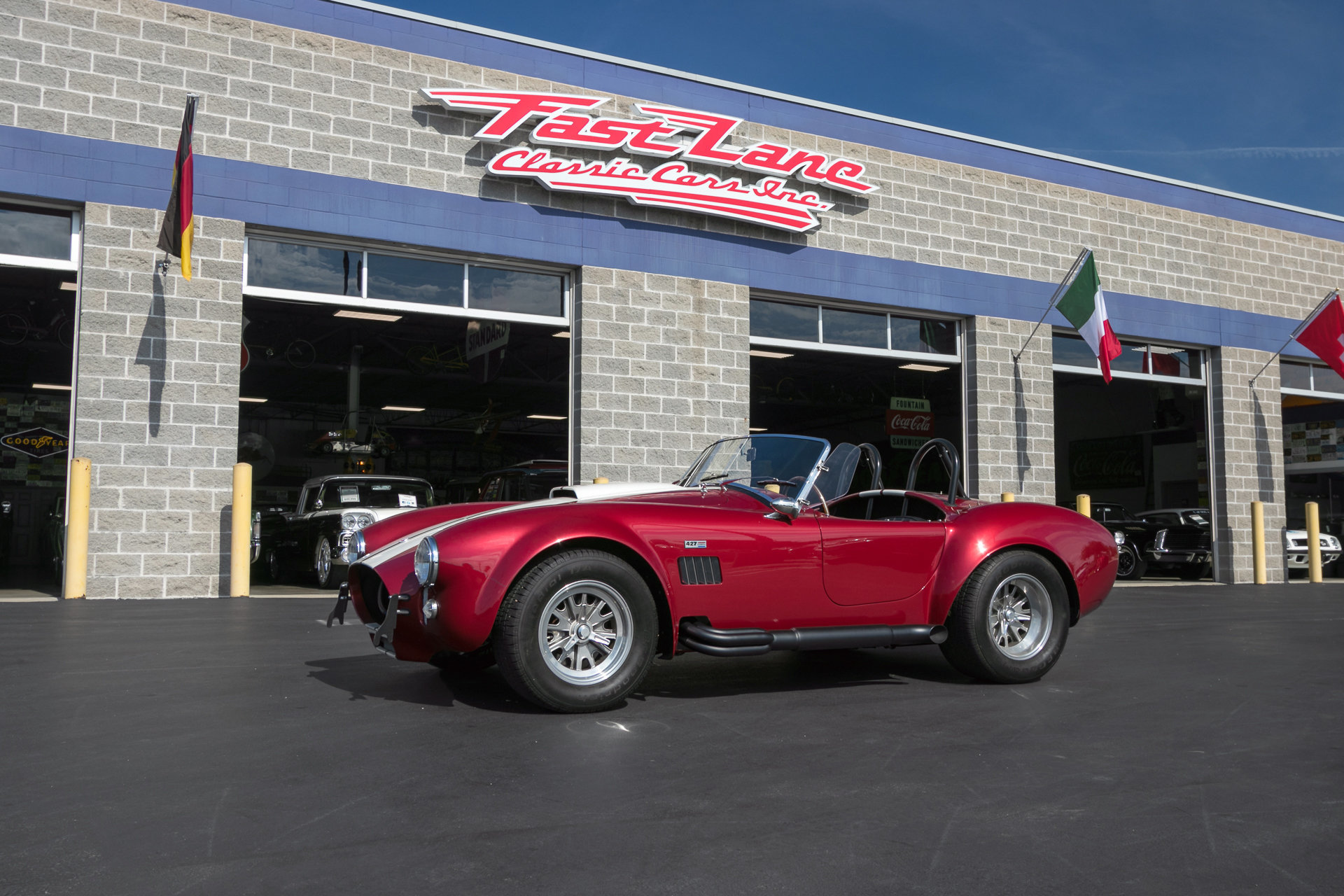 6458962387563 hd 1965 superformance cobra