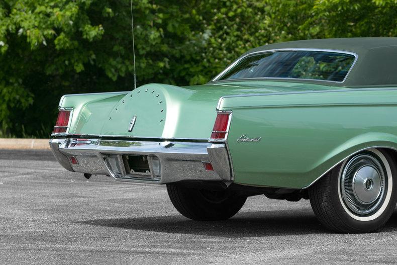 1971 Lincoln Mark III