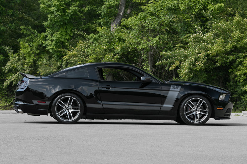 2013 Ford Mustang Boss