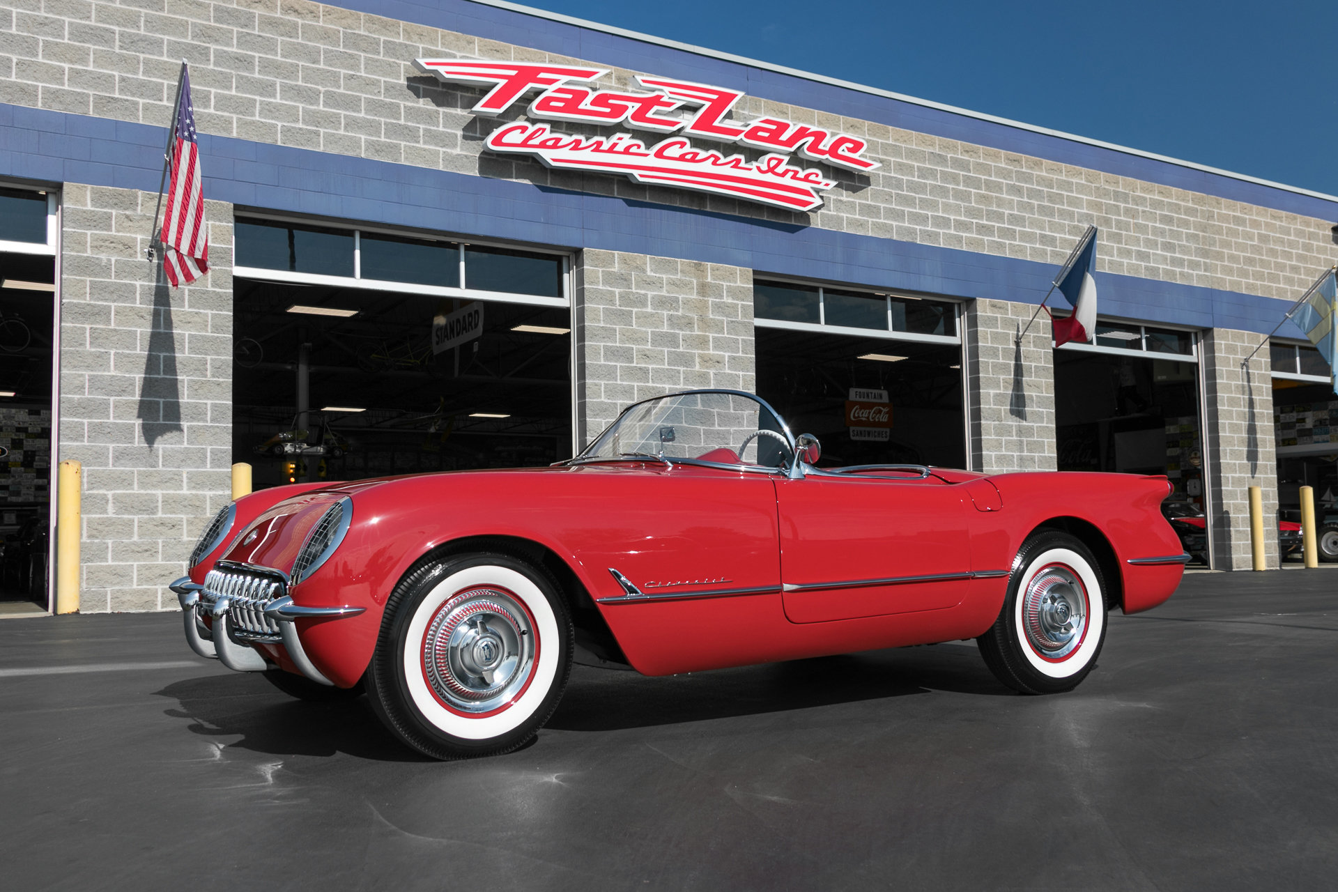 638787bec83f7 hd 1954 chevrolet corvette