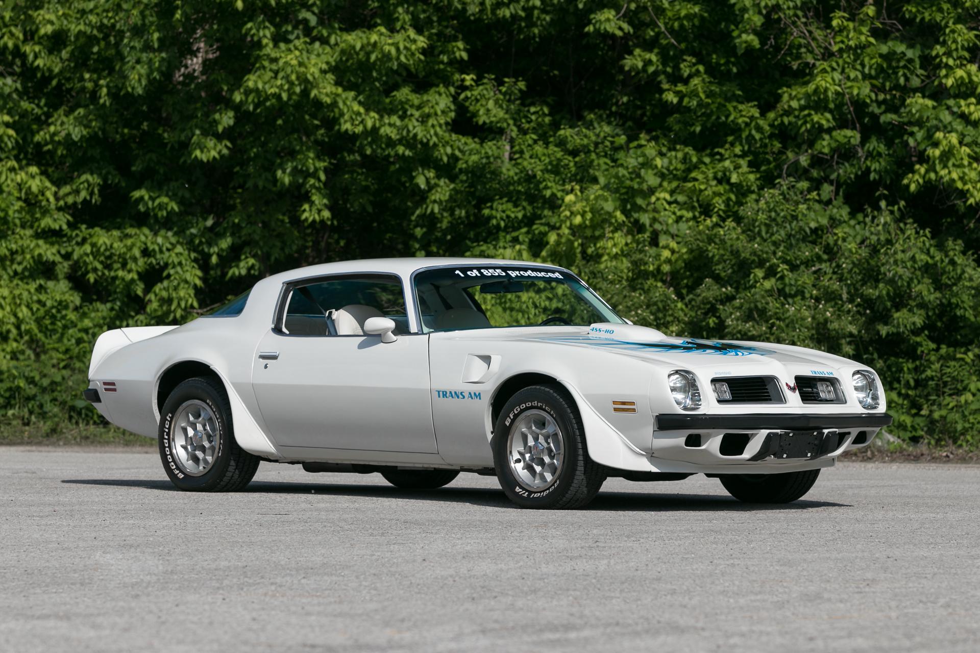 1975 Pontiac Trans Am Fast Lane Classic Cars