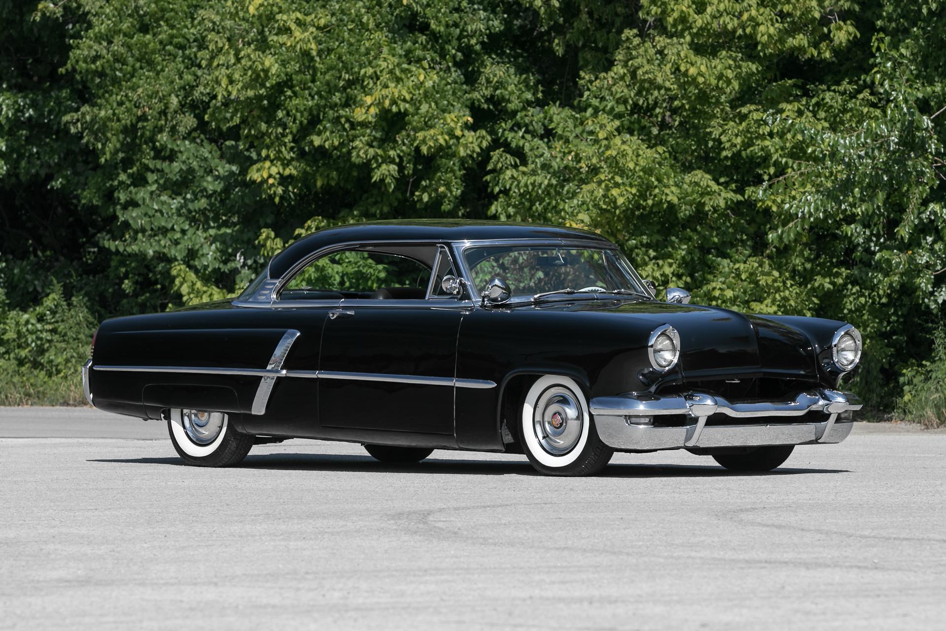 1953 Lincoln Capri Fast Lane Classic Cars Pontiac Grand Prix