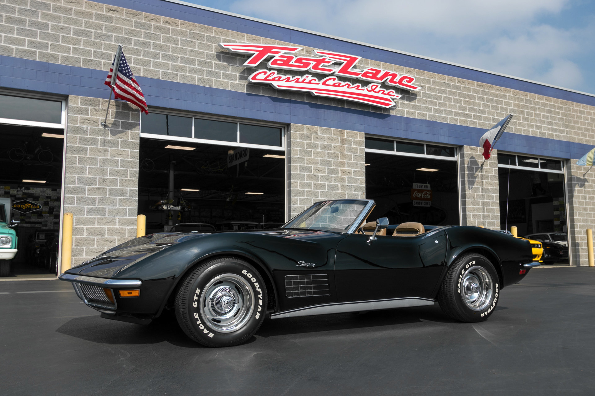 64146906cfdc4 hd 1972 chevrolet corvette