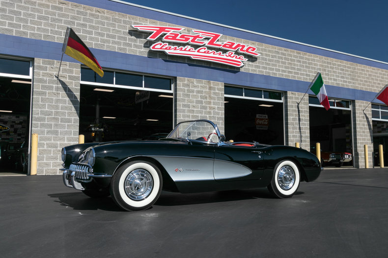 6477996356053 low res 1957 chevrolet corvette