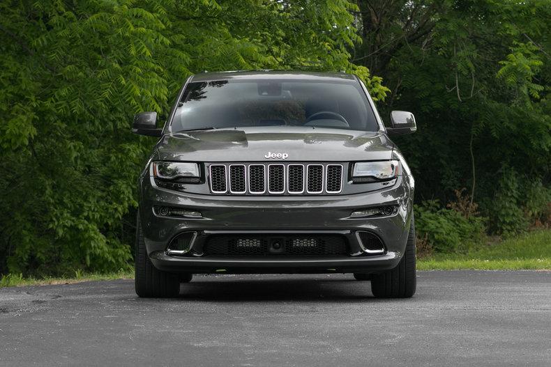 2014 Jeep Grand Cherokee SRT 8