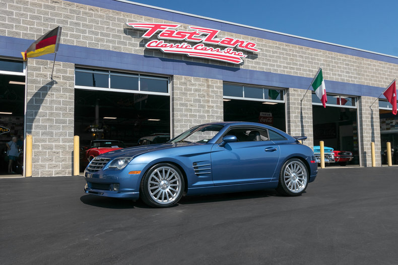 2005 Chrysler Crossfire Srt 6 For Sale 92291 Mcg