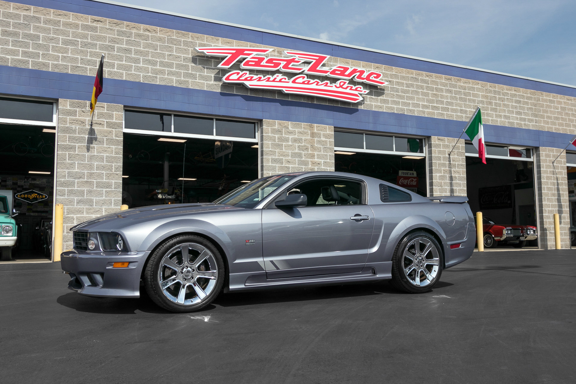 649305d739b9e hd 2007 ford mustang saleen s281