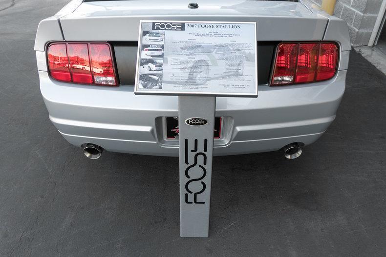2007 Ford Mustang Foose