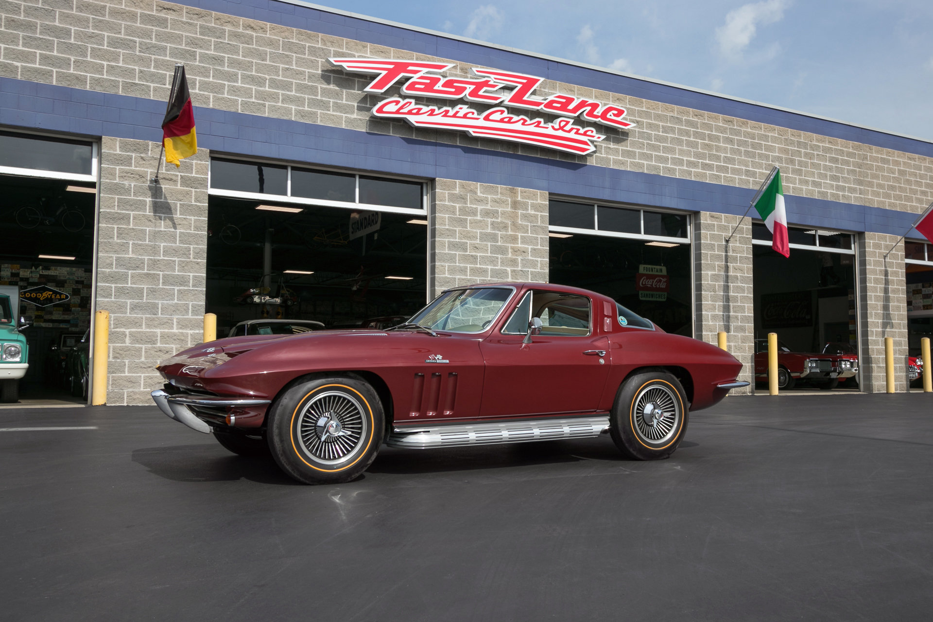 649341beed567 hd 1965 chevrolet corvette