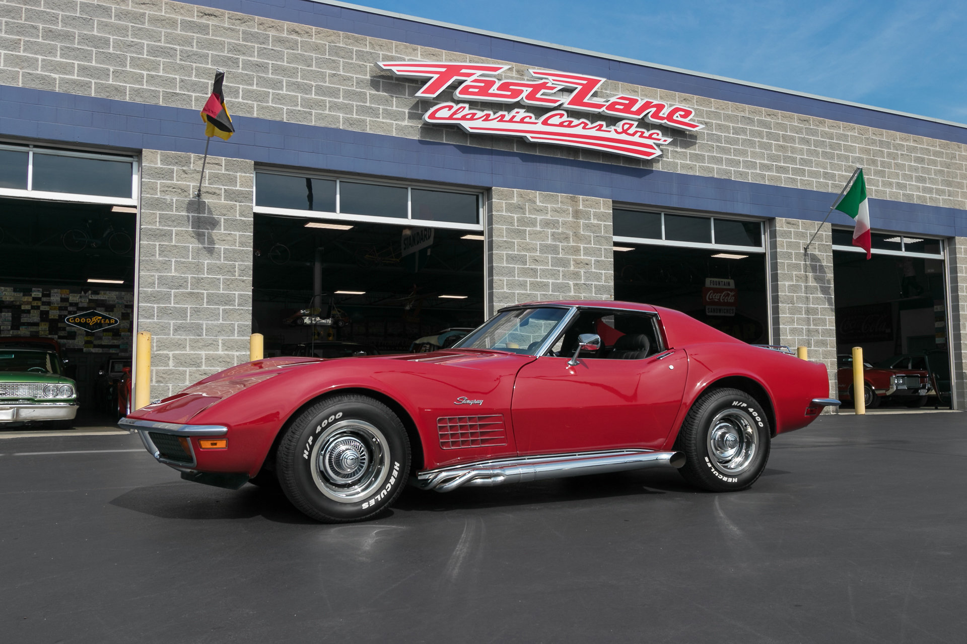 65811a12ecf86 hd 1972 chevrolet corvette