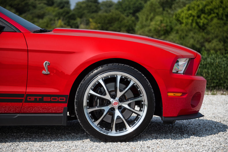 2010 Shelby GT500