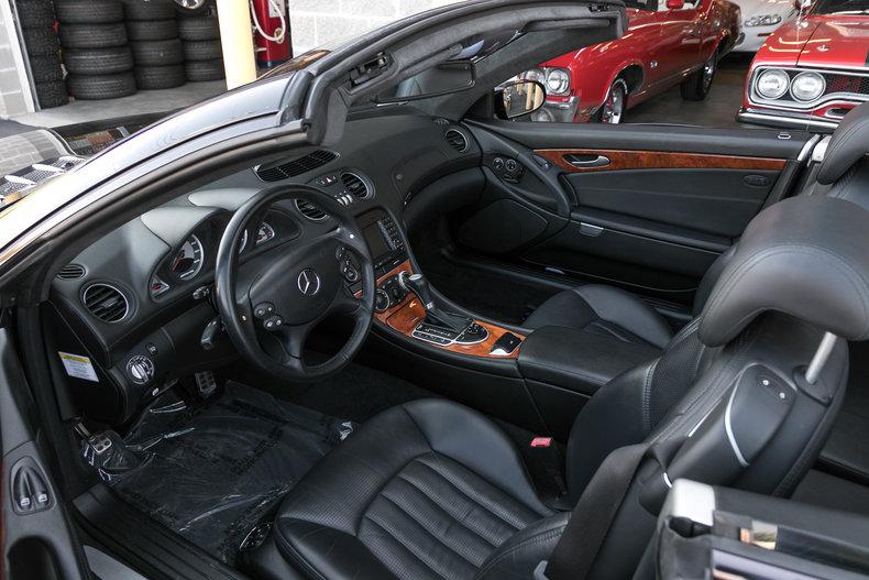 2005 Mercedes-Benz SL55