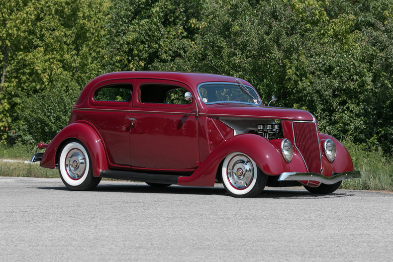 1936 Ford Coupe