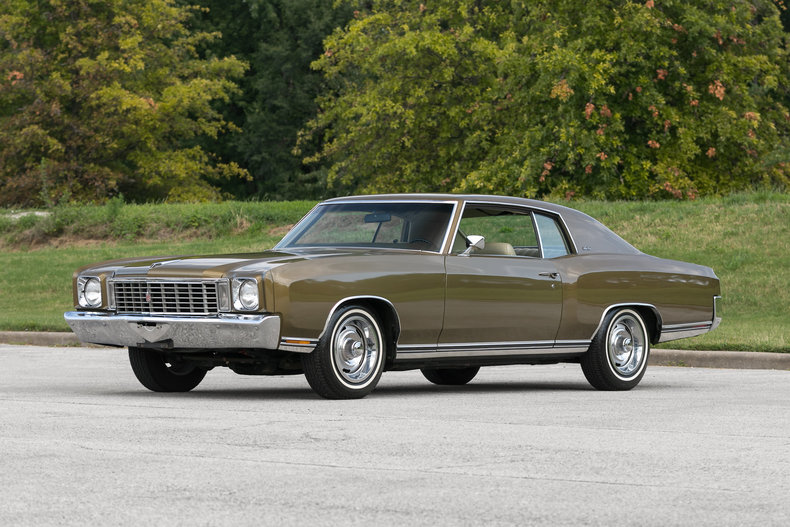 Miles Chevrolet Decatur Il >> 1972 Chevrolet Monte Carlo | Fast Lane Classic Cars