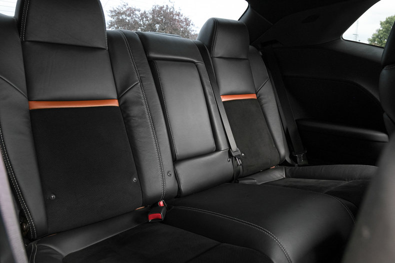 2011 Dodge Challenger SRT-8