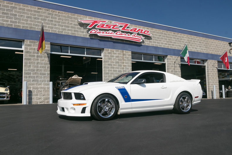 2008 Ford Mustang 428R