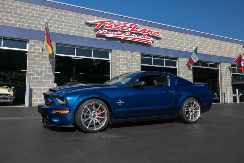 2008 Ford Mustang GT500 Super Snake